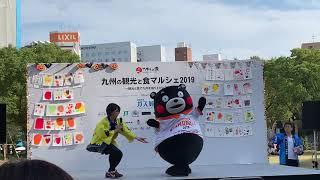 熊本にハンドボールば見に来てくれる人のおらんけん、さみしかモン…(といじけるくまモン)