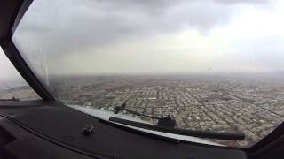 Hail, Saudi Arabia, Landing