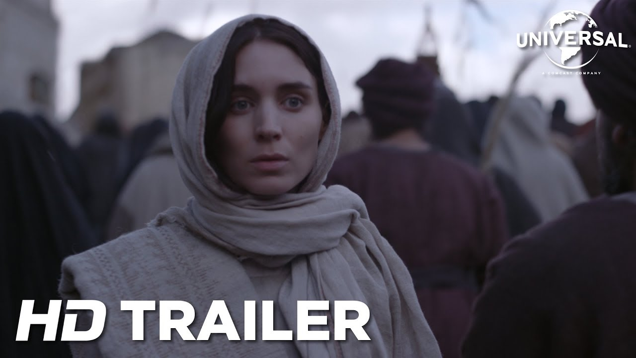 Download Mary Magdalene International Trailer 2 (Universal Pictures) HD