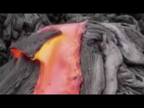 Yellowstone volcano ERUPTION consume entire MOUNTAIN magma chamber blows
