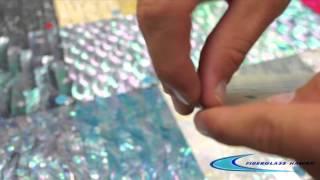 Paua Shell Lam Sheets