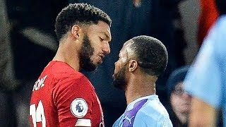 Raheem Sterling's 'emotions ran over' in clash with Joe Gomez, says Gareth Southgate