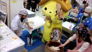 2016.01.31 しまねっこ 浜田市物産展へ遊びに行くにゃ♪
