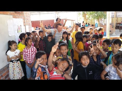 Feeding Dreams Cambodia Volunteer Testimonials