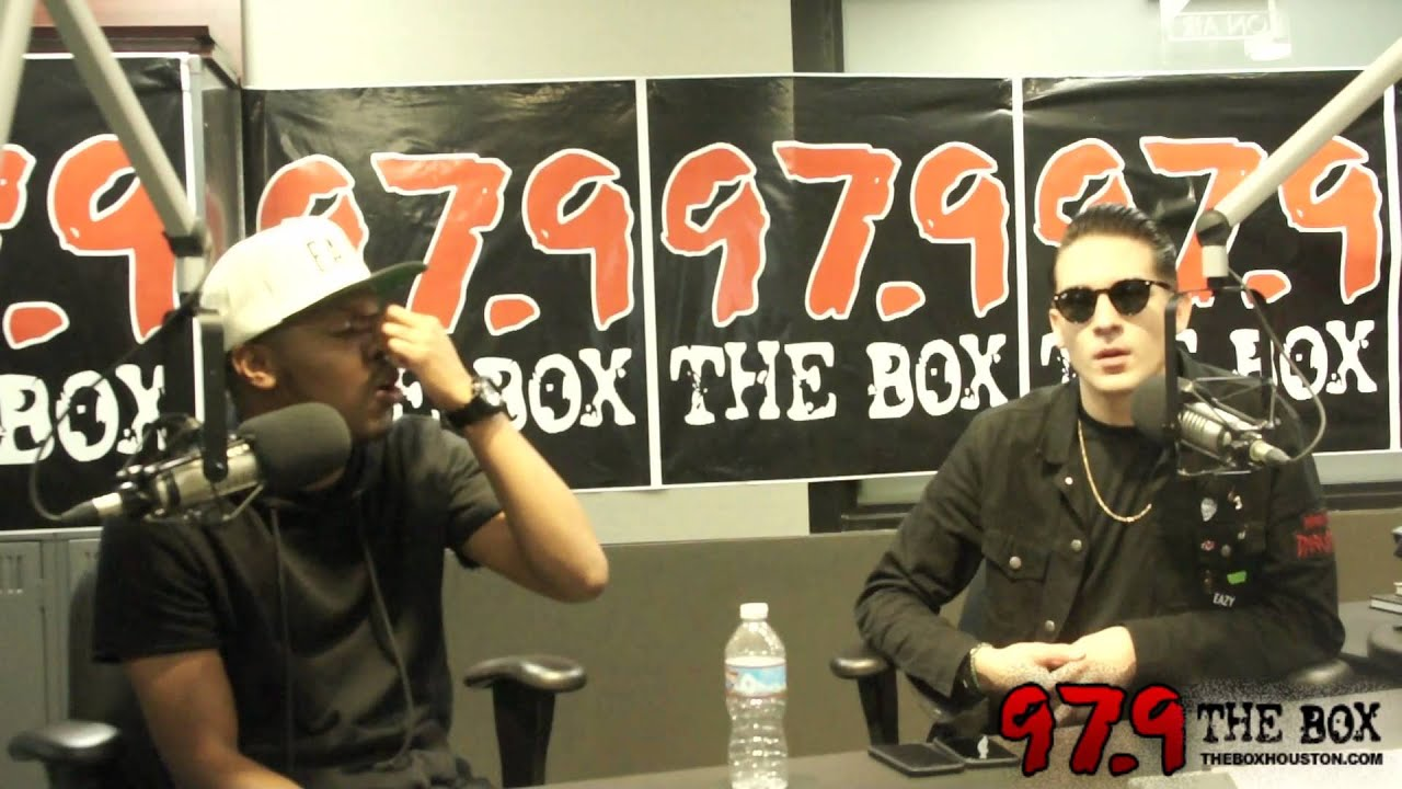 G-Eazy Opens Up About His Mom Dating A Woman! | 97 9 The Box