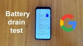 Google Pixel 4 Battery Drain Test - Better Or Worse?
