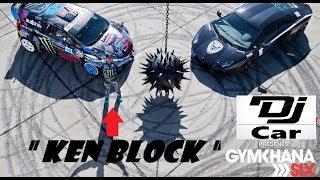 dj car   KEN BLOCK'S GYMKHANA SIX-- ULTIMATE GYMKHANA GRID COURSE