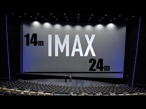 Nå åpner Norges eneste IMAX-kino, men hva er det?