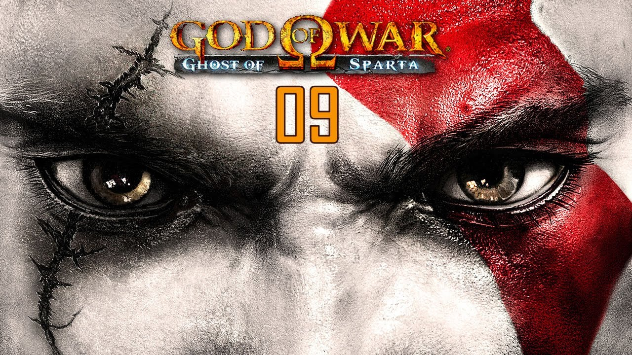 God Of War: Ghost Of Sparta [PSP] - #09.   Temple Of Athena - YouTube