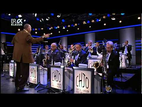 I Love Being Here With You - The Clayton Hamilton Jazz Orchestra