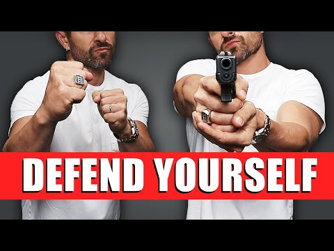 7 SIMPLE Self-Defense Tips That May SAVE Your Life!
