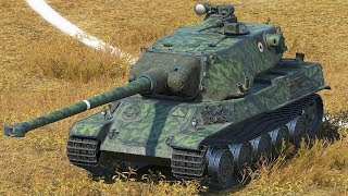 World of Tanks AMX M4 mle. 51 - 4 Kills 10,2K Damage