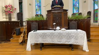 CULTO NOTURNO AO VIVO - Igreja Presbiteriana Unida de São Paulo - 21/02/2021