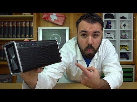 Bluetooth Lautsprecher für die PS4 Konsole? Creative iRoar Go - Dr. UnboxKing - Deutsch