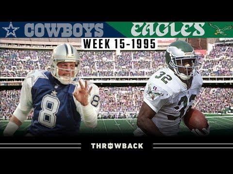 The 4th And 1 Debacle! (Cowboys Vs. Eagles 1995, Week 15)