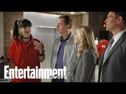 Pauley Perrette Is Leaving NCIS After 15 Seasons   Flash  Entertainment Weekly