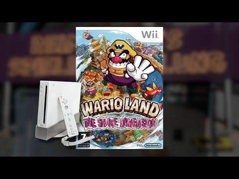 Gameplay : Wario Land The Shake Dimension [WII]