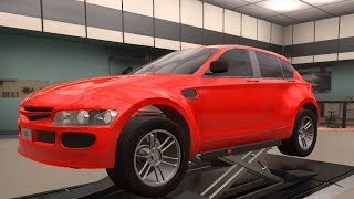 Making A Car For BeamNG.drive In Automation The Car Company Tycoon Game