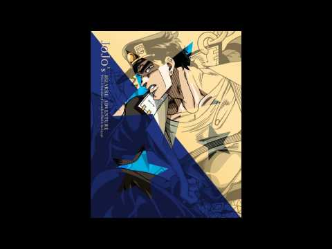 OST Stardust Crusaders [World] Track 14 - The Kakero the Bluff