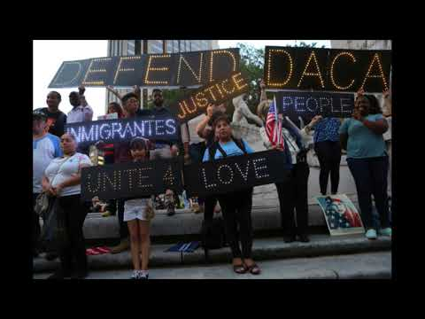 Tariq Nasheed- Should Black People Join The DACA Protests?