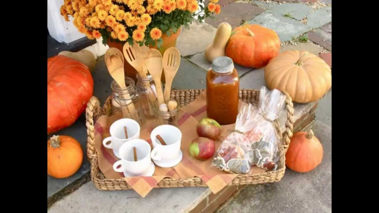 Awesome fall festival party ideas - YouTube