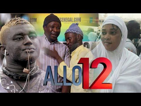 Affaire Balla Gaye 2 et Boury Bathily dans Allo 12 avec Pa Nice et Wadioubakh - Tele Senegal
