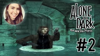 [ Alone in the Dark: The New Nightmare ] Playthrough - Part 2