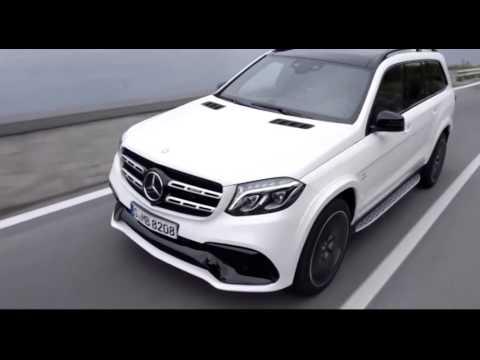 Mercedes Benz GLS 2016 модельного года