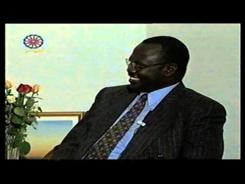 Riak Machar 25 Nov 2002 part one