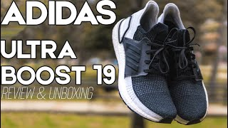 0d6bb79372364 ADIDAS ULTRABOOST 19 - UNBOXING   REVIEW EN ESPAÑOL ...