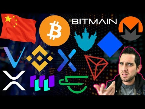 China NOT Banning Bitcoin?!? Did BITMAIN LIE to Investors? Wall St. Secretly Buys… $BTC to $250k?