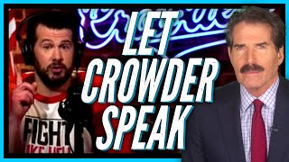 Let Crowder Speak