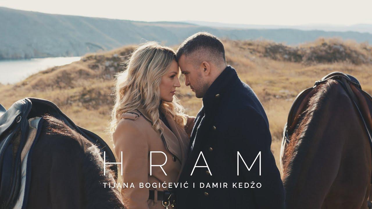 Tijana Bogicevic x Damir Kedzo - Hram (Official Video)