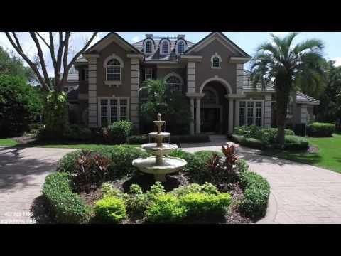 Luxury Homes | Custom Estate - 8713 WHITE IBIS CT, ORLANDO, FL 32836