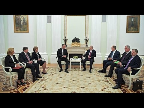 FULL Press Conference: Moldovan president visits Russia, hints of ending EU trade pact