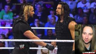 WWE Smackdown 3/7/14 The Shields Summit Live Commentary