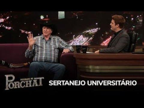 Sérgio Reis revela que gosta de sertanejo universitário