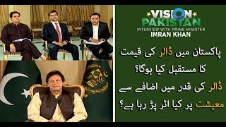 Economic effect of increase in dollar's price in Pakistan