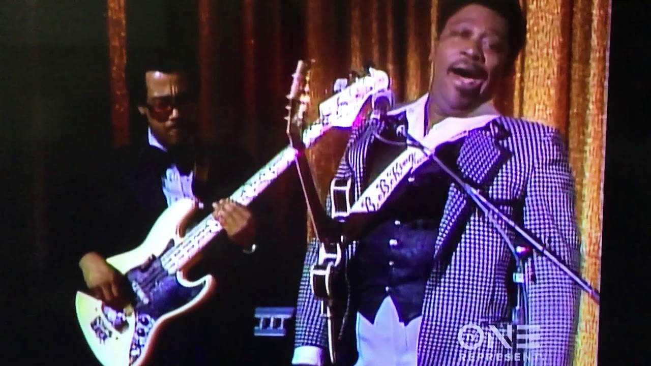 B.B. King on Sanford and Son