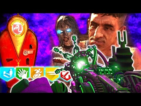 RICHTOFEN MIND GAMES!! BURIED EASTER EGG! ZOMBIES! w/ TheSmithPlays | MrDalekJD | McSportzHawk