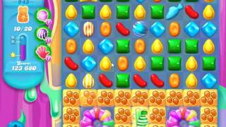 Candy Crush Soda Saga Level 945 - NO BOOSTERS