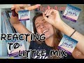 REACTING TO LITTLE MIX NEW SONG