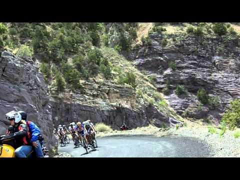 Andrew Talansky Climbing - Tour of the Gila 2010
