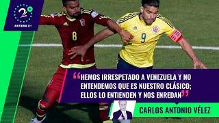 Colombia tiene la huella de la Copa América que se jugó muy bien... ¡Esa es la ventaja!