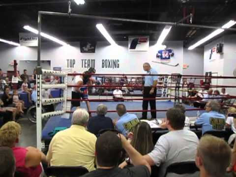Mike Kieper Uppercut Gym vs Gavin Hendrickson Minn Top Team Aug 24, 2013