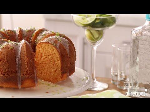 How To Make Margarita Cake   Boozy Dessert Recipes   Allrecipes.com