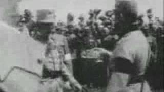Film ARMATA Romana in PRIMUL RĂZBOI Mondial -pe fundal:Treceti batalioane romane Carpatii-N.F.Iancu