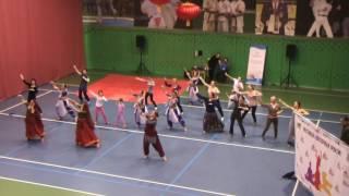 Сантош. Выступление и открытый урок. Фестиваль восточных практик 2017
