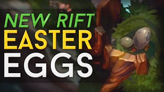 Updated SR Easter Eggs, Secrets & References - League of Legends