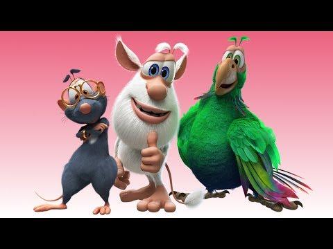 Буба и его друзья 🐭🐦🐛 Весёлые мультики для детей - Буба МультТВ